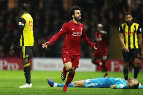 Dư âm Watford vs Liverpool Cỗ máy thực sự vào guồng hình ảnh