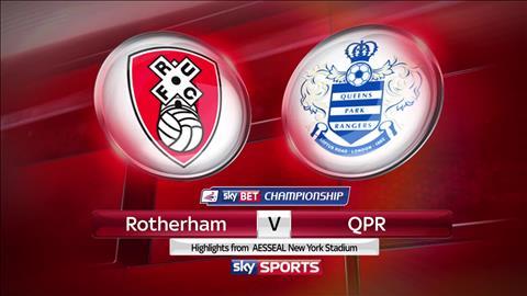 Rotherham vs QPR 2h45 ngày 2811 (Hạng Nhất Anh 201819) hình ảnh