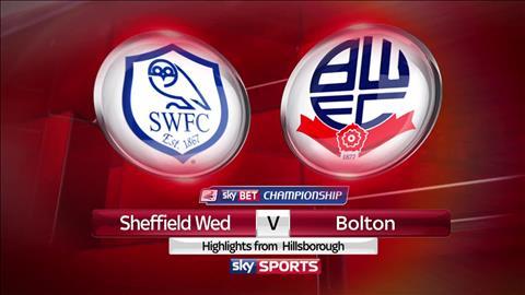 Sheffield Wed vs Bolton 2h45 ngày 2811 (Hạng Nhất Anh 201819) hình ảnh