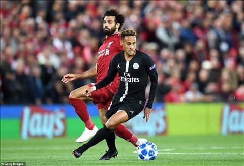 Alisson nói về Neymar trận PSG vs Liverpool hình ảnh