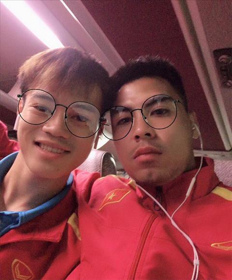 Tiền vệ Đức Huy phản ứng trước tin nội bộ tuyển Việt Nam chia rẽ hình ảnh