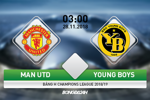 Preview MU vs Young Boys