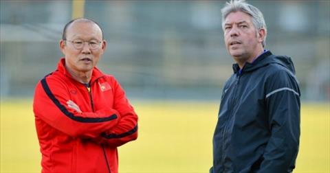 Báo Thái cho rằng VFF chia tay GĐKT Jurgen Gede vì HLV Park Hang  hình ảnh
