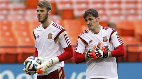 HLV Mourinho nói về De Gea và Casillas để chỉ trích học trò cũ hình ảnh