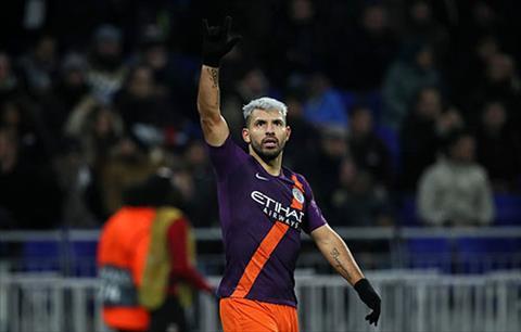 Kết quả trận đấu Lyon vs Man City 2-2 cúp C1 đêm qua hình ảnh
