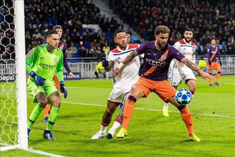 Fernandinho nói về trận Lyon vs Man City hình ảnh