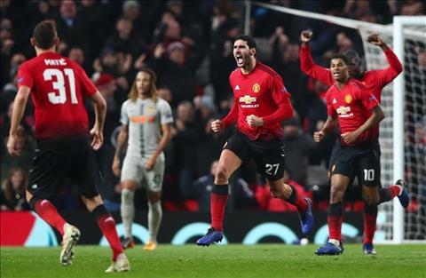 Jose Mourinho phát biểu sau trận MU 1-0 Young Boys hình ảnh