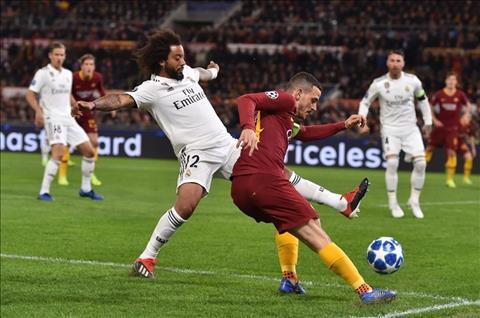 Real vs Roma Marcelo