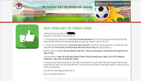 Man hinh thong bao dang ky ve thanh cong cua 1 so it fan may man