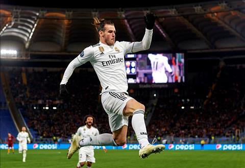Gareth Bale nói về trận Roma vs Real Madrid hình ảnh 2