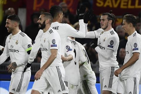 Dư âm Roma 0-2 Real Madrid Chưa phải Đại kền kền, nhưng… hình ảnh