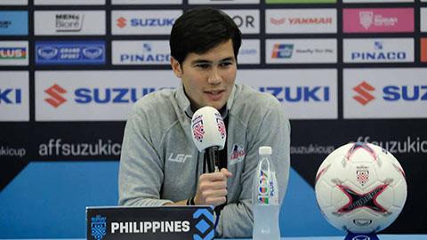 Đội trưởng Phil Younghusband tự tin trước trận gặp Việt Nam hình ảnh