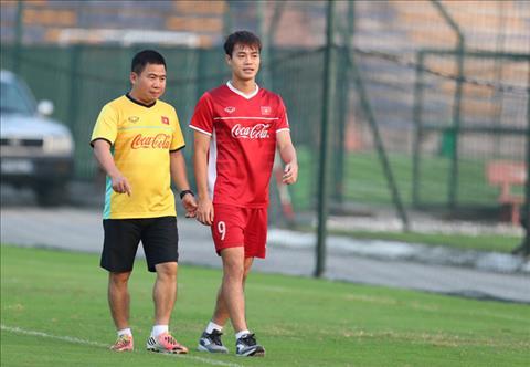 Thầy Park cập nhật tình hình Văn Toàn trước trận gặp Philippines hình ảnh