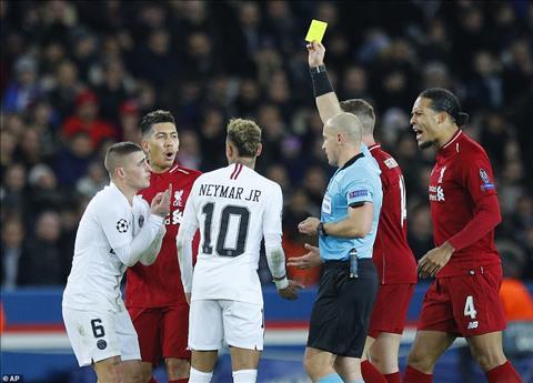 Verratti tran PSG vs Liverpool