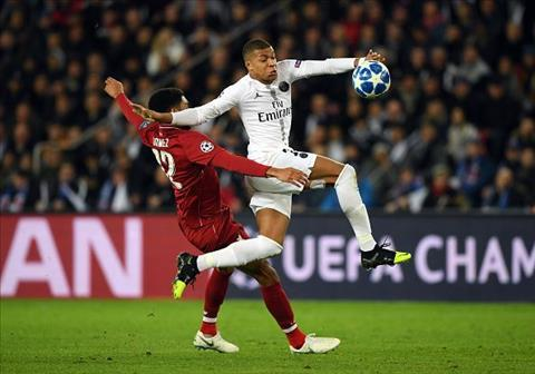3 lý do khiến Liverpool để thua PSG hình ảnh