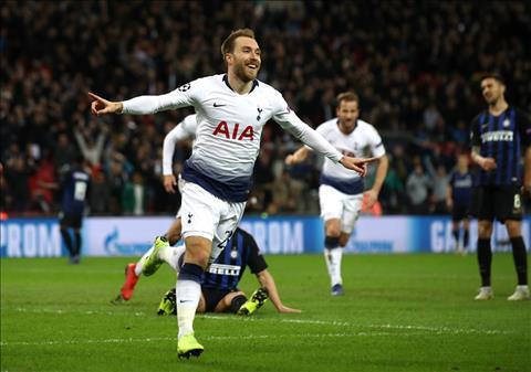 Real Madrid muốn mua Christian Eriksen với giá 250 triệu euro hình ảnh