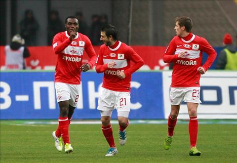 Spartak Moscow vs Rapid Vienna 22h50 ngày 2911 (Europa League 201819) hình ảnh