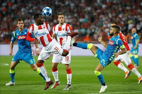 Thế chân kiềng trong bảng đấu xứng danh tử thần Champions League năm nay! hình ảnh 3