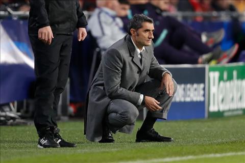 HLV Valverde khen ngoi Dembele va Messi