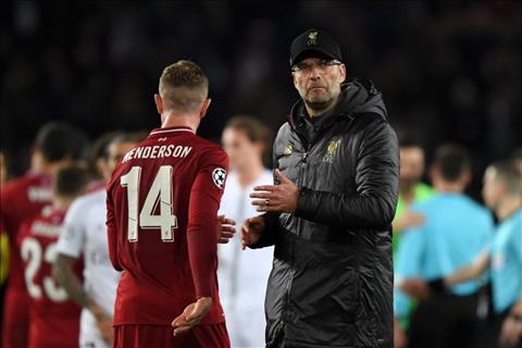 Henderson that vong sau tran thua PSG