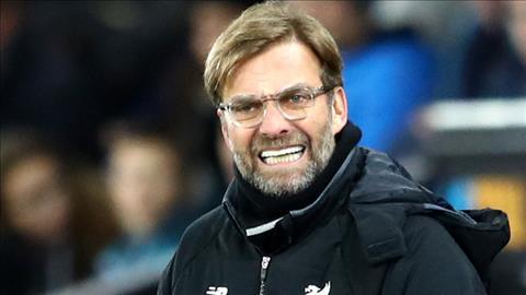 HLV Klopp của Liverpool phát biểu về Man City với sự bất lực hình ảnh
