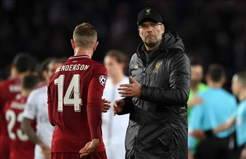 Jordan Henderson dính chấn thương trước trận gặp Brighton hình ảnh