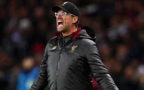 HLV Klopp đòi công bằng cho Liverpool hình ảnh
