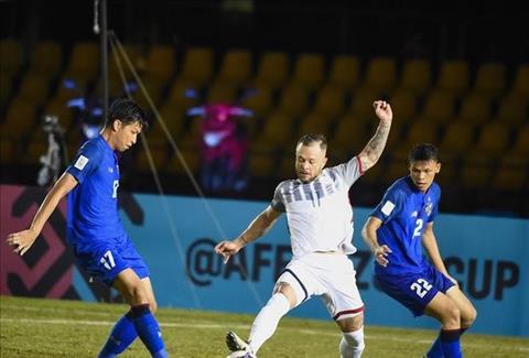 Philippines đón tin vui về nhân sự trước trận gặp ĐT Việt Nam hình ảnh
