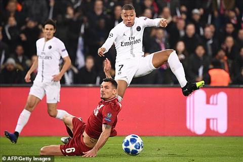 Van Dijk phát biểu trận PSG vs Liverpool, chỉ trích đối thủ ăn vạ hình ảnh