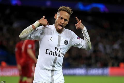 Tiết lộ Neymar tỏa sáng trước Liverpool dù không có 100% thể lực hình ảnh