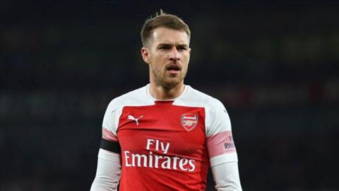 Juventus đàm phán mua Aaron Ramsey hình ảnh