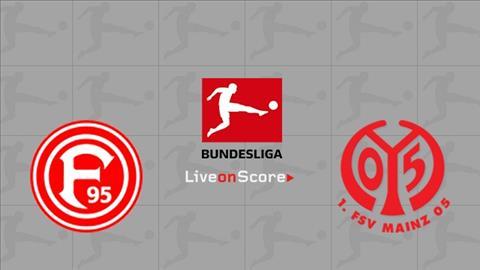 Dusseldorf vs Mainz 2h30 ngày 112 (Bundesliga 201819) hình ảnh
