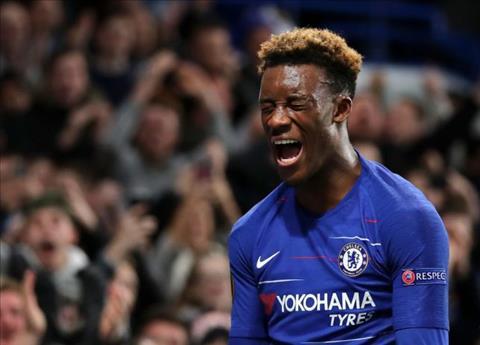 Hudson-Odoi ghi bàn đầu tiên cho Chelsea, Sarri vẫn chưa hài lòng hình ảnh