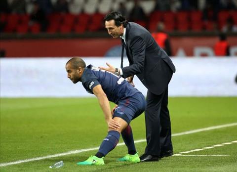Trước trận gặp Arsenal, Lucas Moura nói về HLV Unai Emery hình ảnh