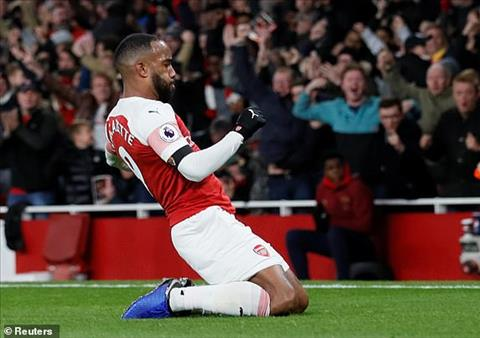 Kết quả Arsenal vs Liverpool trận đấu vòng 11 Premier League 201819 hình ảnh 3
