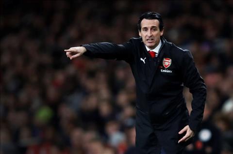 HLV Emery của Arsenal khắt khe với chuỗi bất bại hình ảnh