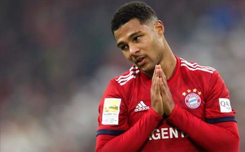 Serge Gnabry của Bayern Munich không đủ trình chơi cho West Brom hình ảnh