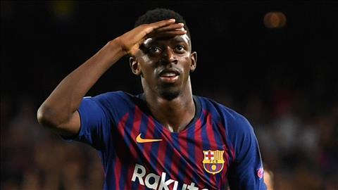 Ousmane Dembele tới Anh trước những tin đồn sang Arsenal hình ảnh