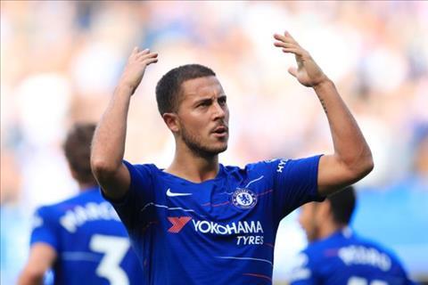 HLV Maurizio Sarri tiet lo ly do Eden Hazard du bi tran Chelsea vs Crystal Palace.
