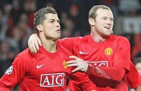 Cristiano Ronaldo muốn tái ngộ Wayne Rooney hình ảnh