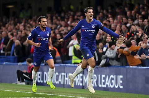 Tiền đạo Morata nói về tân HLV Sarri của Chelsea với sự ca ngợi hình ảnh