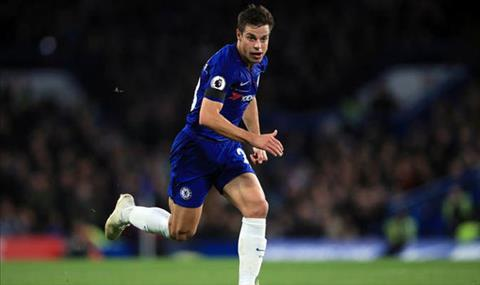 Chelsea gia hạn hợp đồng với Cesar Azpilicueta đến năm 2022 hình ảnh