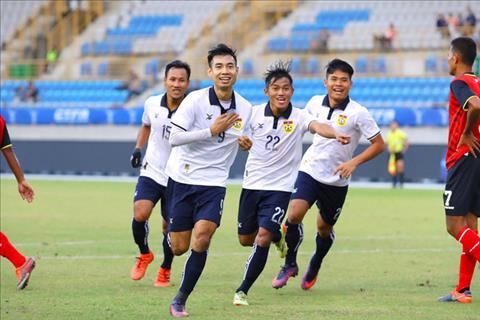 ĐT Lào tại AFF Cup Liệu có phải miếng mồi dễ nuốt với người Vi hình ảnh