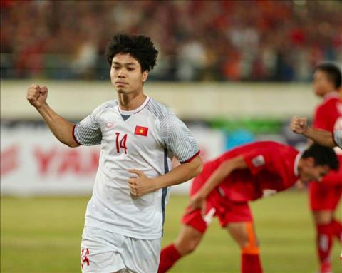 Công Phượng được ca ngợi sau trận gặp ĐT Lào hình ảnh