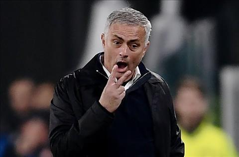 HLV Mourinho an mung