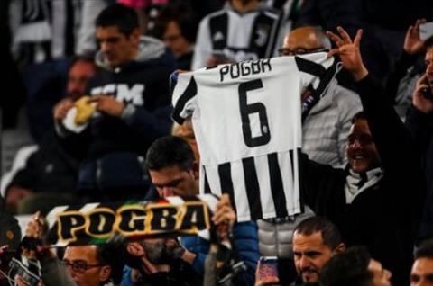Hy sinh 3 cầu thủ, Juventus muốn mua Paul Pogba hình ảnh