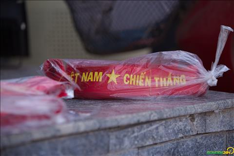 So bang ron nay se duoc phat mien phi toi nguoi ham mo toi san trong tran dau giua Lao vs Viet Nam dien ra vao 19h30 ngay 8/11.