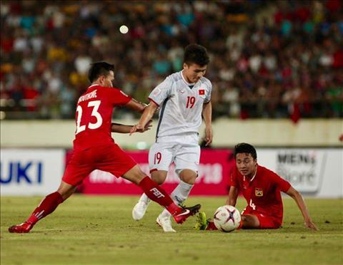 Lào 0-3 Việt Nam (KT) Thầy trò HLV Park Hang Seo ra quân mỹ mãn ở AFF Cup 2018 hình ảnh 2