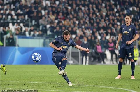 Tỏa sáng trước Juventus, Juan Mata nói về tương lai hình ảnh