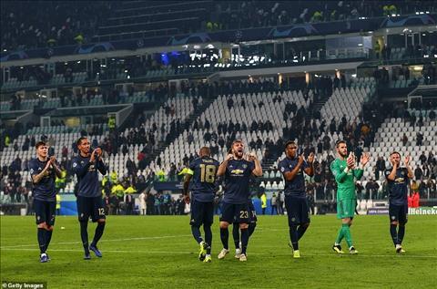 MU lội ngược dòng trước Juventus Giá trị của phương án 2 hình ảnh